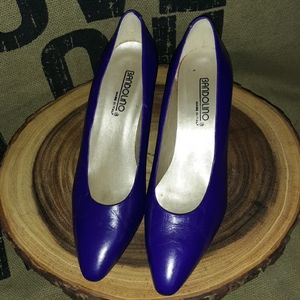 Made in Italy Bandolino Leather Pumps